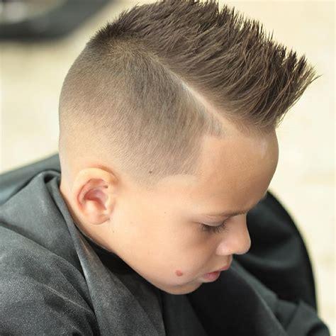 Erkek Çocuk Saç Modelleri ?çin En Güzel Öneriler