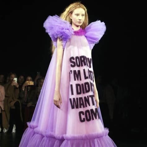 york fashion week fall  schedule popsugar fashion