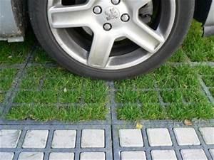 Dallage Exterieur Pour Passage Voiture : pose de dalles pour parking v g talis en gironde evertop ~ Premium-room.com Idées de Décoration