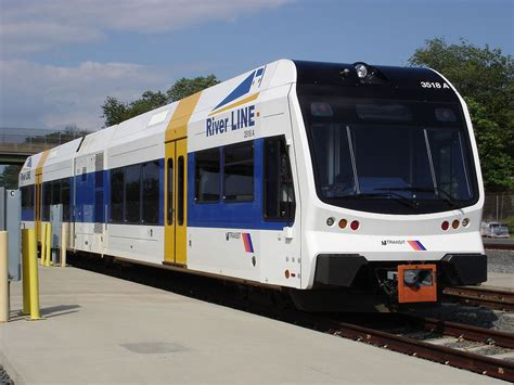 light rail nj river line nj transit