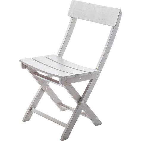 chaise bois gris chaise de jardin en bois portofino gris leroy merlin
