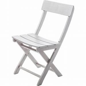 Chaise Jardin Bois : chaise de jardin en bois portofino gris leroy merlin ~ Teatrodelosmanantiales.com Idées de Décoration