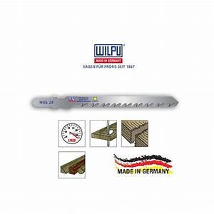 Lame De Scie Sauteuse : lame de scie sauteuse wilpu hgs24 bois 75 mm 6 3tpi hd ~ Melissatoandfro.com Idées de Décoration