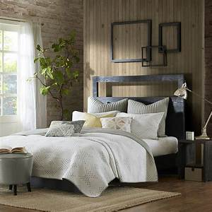 Pacific, Taupe, By, Ink, U0026, Ivy, Bedding