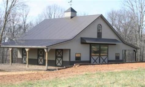 pole barn metal metal barn house pole barn homes metal barn siding home