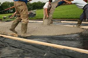 Mauer Bauen Fundament : mauer betonieren so wird 39 s gemacht ~ Orissabook.com Haus und Dekorationen