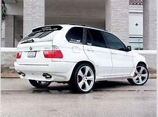 2001 BMW X5 Custom Audio Sport Utility Vehicle Truckin