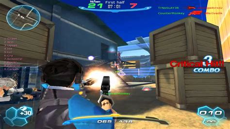 anime game shooter awesome free to play anime shooter game s4league youtube