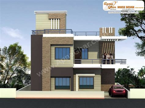 Fabulous Duplex House Front Elevation Designs And