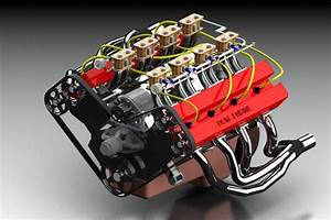 Drive Control Engine  Dcm  8v Engine