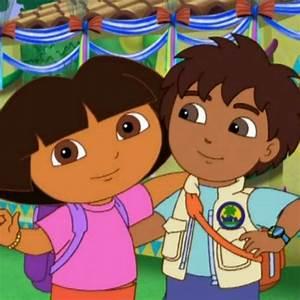 Image - Dora and Diego 1.jpg | Dora the Explorer Wiki ...