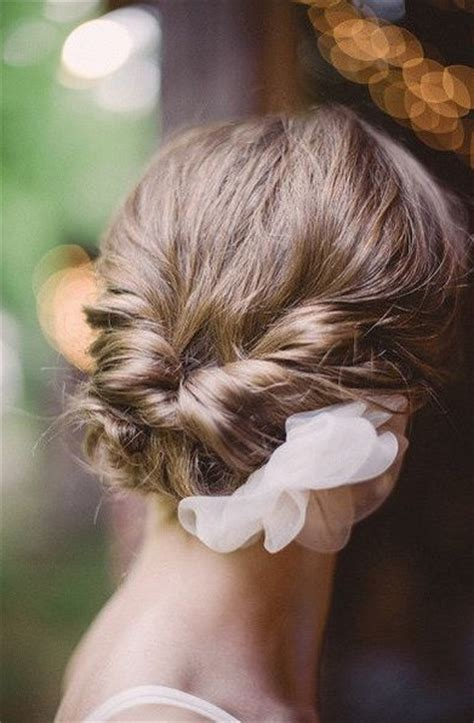 chignon updos  wedding hairstyles weekly