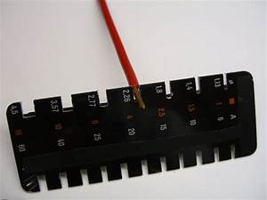 Querschnitt Kabel Berechnen : kabelquerschnitt messen ~ Themetempest.com Abrechnung