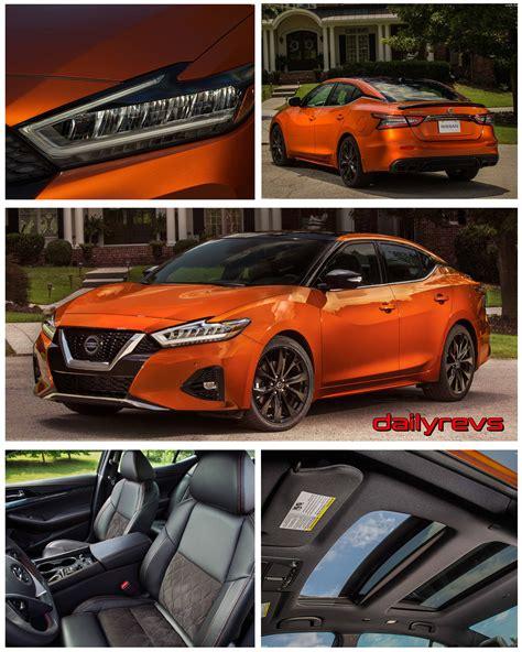 2020 Nissan Maxima   DailyRevs.com in 2020   Nissan maxima, Nissan, Sports sedan