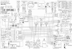 2005 Sportsman 700 Wiring Diagram