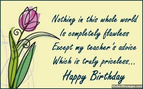 latest  friend happy birthday teacher quotes