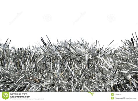 silver tinsel stock photo image of abstract atmosphere 33568628