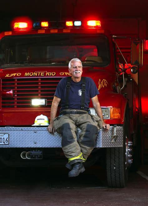 monte rio fire captain steve baxman
