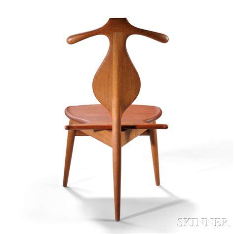 hans wegner valet chair sale number 2830b lot number