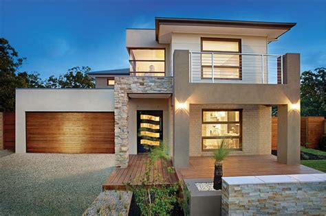 7 Double Story House Designs In South Africa 1 Modern