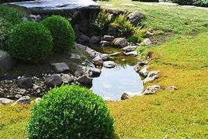 Gartengestaltung Mit Teich : attraktive gartengestaltung mit wasser medienservice holzhandwerk ~ Markanthonyermac.com Haus und Dekorationen