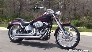 Used 2002 Harley Davidson Softail Deuce Motorcycles For