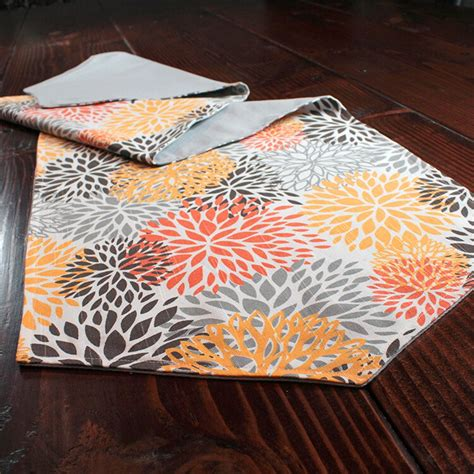 sew  reversible table runner ofs makers mill