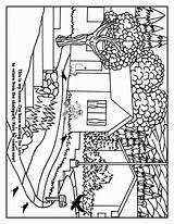 Coloring Neighborhood Map Template Road Clipart Clip Library sketch template