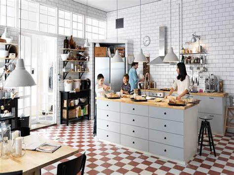 meuble cuisine ikea metod cuisine américaine des idées pour un aménagement ouvert