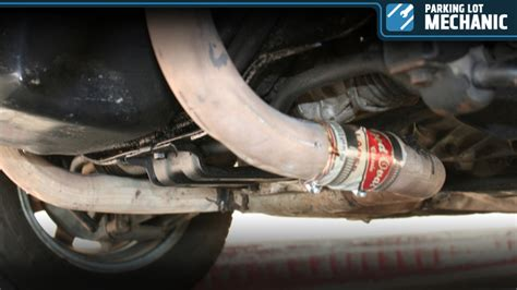 fix  exhaust   empty beer