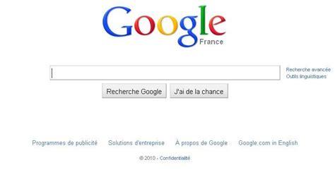 Comment Afficher Google En Page D Accueil