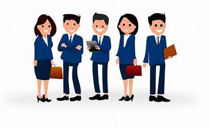 Employee Clipart Employees Transparent System Daya Sumber