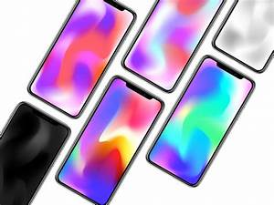 خلفيّات مُلونة جديدة لهواتف iPhone مُستوحاة من خلفيات ...