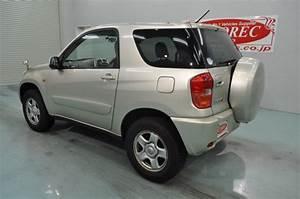 2000 Toyota Rav4 3 Door For Micronesia