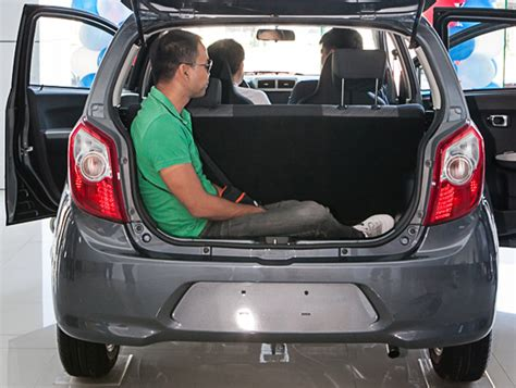 space matters locally  cars  good cargo