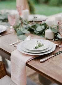 place setting ideas Favourite Country Wedding Inspiration - Steph Style