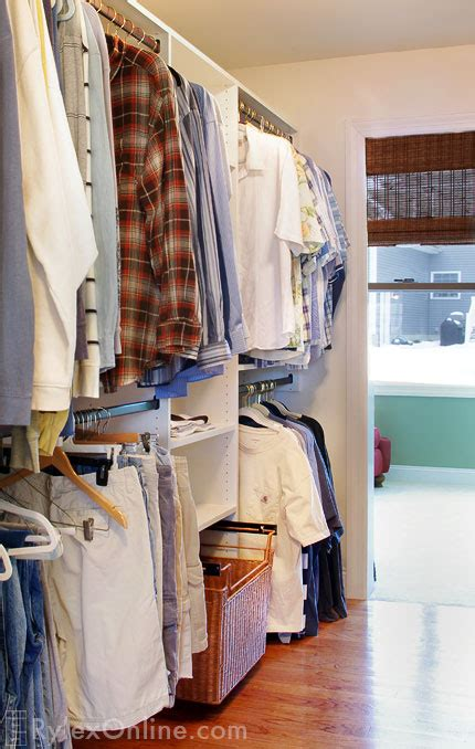 walk  closet galley stayle closet middletown ny