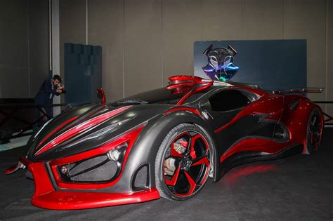 New Mexican Inferno Supercar Revealed With 1,400 Hp