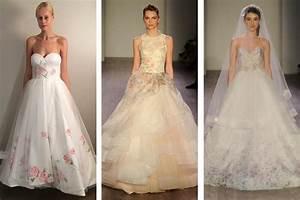 top wedding dress trends at new york bridal fashion week With new york wedding dresses