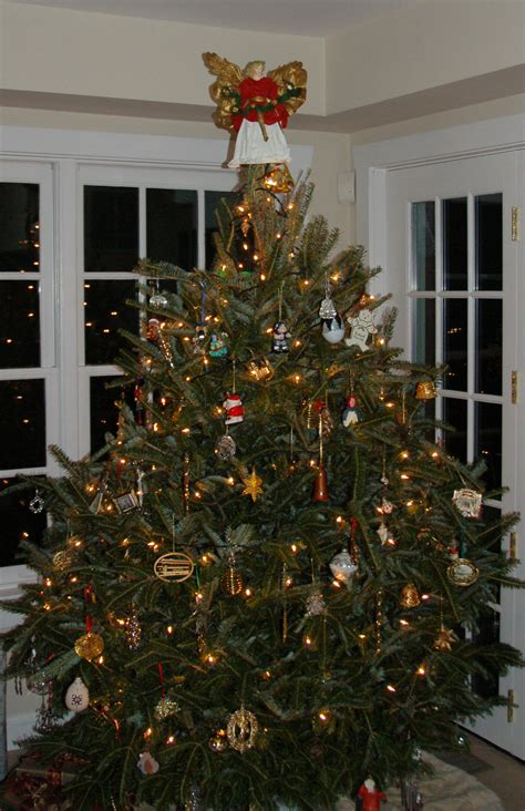christmas tree collection and recycling in arlington va
