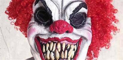 Clowns Scary Clown Evil Coming