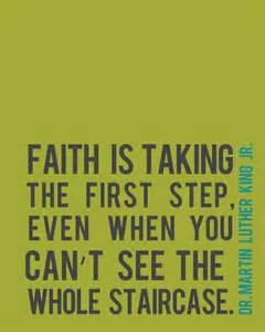 Dr Martin Luther King Quotes On Faith