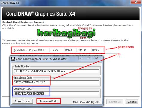 keygen for corel draw x4