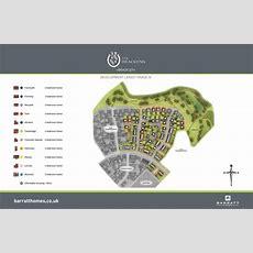 The Brackens New Homes Development By Barratt Homes