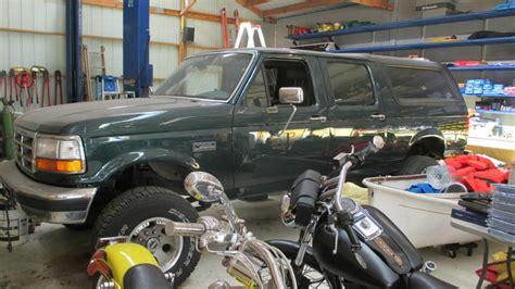 Centurion Bronco History by Oem Centurion Powerstroke Bronco Ford Powerstroke