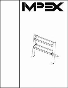 Download Impex Fitness Equipment Dbr 234 Manual And User