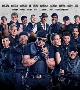 Dwayne Johnson dan Jackie Chan Hadir di 'THE EXPENDABLES 4 ...