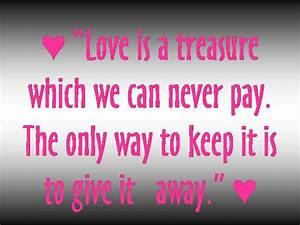 30 + Best Colle... Treasured Love Quotes