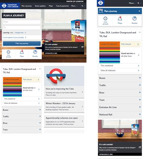 Mobile Website by Mobile Websites Mobile Dedicated Responsive Adaptive
