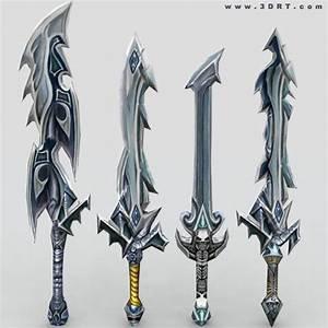 Fantasy Swords   fantasy arms weapons sword shield bow axe ...